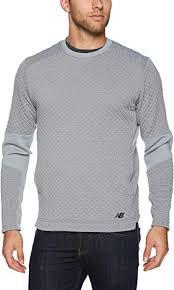 New Balance Mens Nb Heat Loft Crew: Clothing - Amazon.com