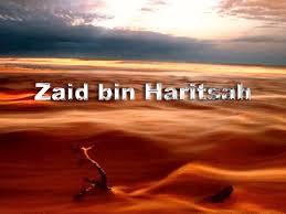 Image result for BIOGRAFI zaid bin haritha