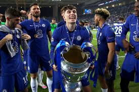 Maybe you would like to learn more about one of these? Kai Havertz Full Of Confidence For Germany After Propelling Chelsea To Champions League Crown Bavarian Football Works