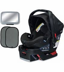 home britax b safe 35 ultra infant car seat bundle midnight