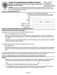 fed loan economic hardship deferment form fedloan deferment form fill online printable fillable blank