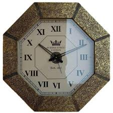 antique brass wall clocks india home