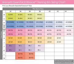 Bravado Essential Embrace Nursing Bra Black Purple