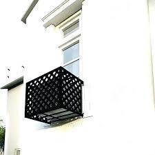 decorative indoor wall air conditioner cover wall ac cover for unit covers decorative indoor air conditioner