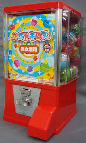Toy Capsule Vending Machine For Sale Mesmerizing Amuse Token Capsule Vending Machine Gacha Cup Red Japan Vending