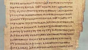 Resultado de imagen para papiros