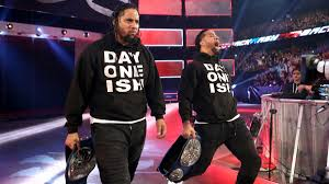 WWE Superstars The Usos