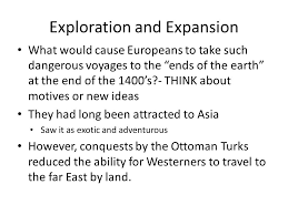 Age of Exploration. - ppt download