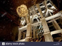 Saltmine Workplace Design The Wieliczka Salt Mine Historical Underground Tools And