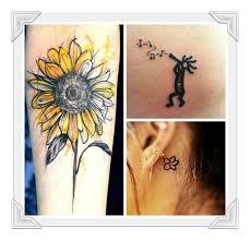 Tatuaggi Con Significato Felicità Simboli E Frasi Lei Trendy