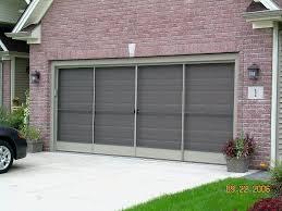 Sliding Garage Door Screen Kits — The Better Garages : Best Garage ...