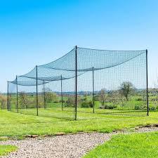FORTRESS Ultimate Home Baseball Batting Cage | Net World