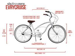 Cruiser Bike Size Chart Dutch Bike Specialist Size Guide Bike Frame Size Chart