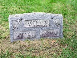 Clinnie Myrtle Myers Mills (1890-1960) - Find A Grave Memorial