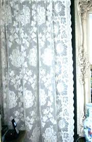 lace panels vintage lace curtains panels home design ideas cotton for