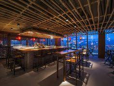 hutong restaurant the shard london lighting in open structure aqua shard subdued lighting