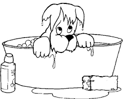 Small Picture Coloring Pages Bath Animated Images Gifs Pictures