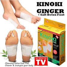 kinoki detox foot pads organic herbal cleansing patches