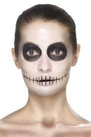 women s sugar skull day of the dead costume makeup kit 4