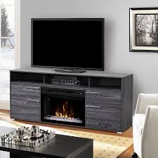 dimplex fireplace in a living room