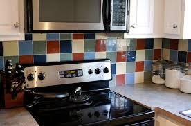 diy painting kitchen tile