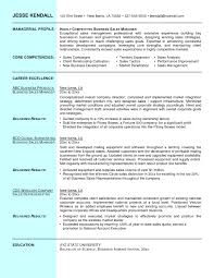 Resume Samples For Sales Manager Resume Template Restaurant Manager Free Download Sales Manager 14