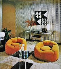 seventies furniture. in my house we werenu0027t very hip or modern so didnu0027t have much the way of seventies style though did take possession a large white naugahyde furniture r