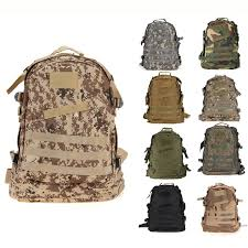 55L 3D <b>Outdoor Sport Military Tactical</b> climbing mountaineering ...