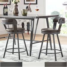 Swivel Kitchen Table Chairs Escuelavirtualco