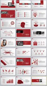 Red Ppt 27 Red Business Purple Annual Report Powerpoint Design