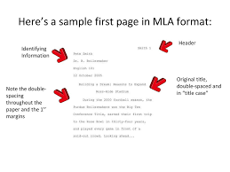 Mla Format And Citations Let The Fun Begin Ppt Download