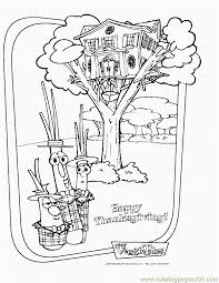 Free Magic Tree House Coloring Pages Inspire Awesome To And Print