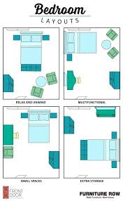 home design best way to arrange a bedroom this bedroom layout guide has four bedroom layouts to show