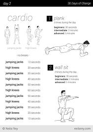 No Equipment 30 Day Workout Program Album On Imgur