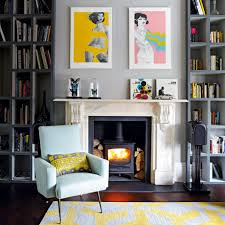 Storage Living Room Clever Designs For Alcoves Ideal Home