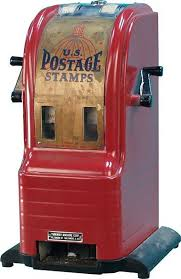Stamp Vending Machines Impressive 48 48 Cent US Postage Stamp Vending Machine