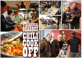 chili cook off 2015. Perfect Chili A Cool Cloudy And Wet Fall Monday Set The Perfect Stage For Gearboxu0027s 2015  Chili CookOff 10 Culinary Masters Submitted Their Chilis Judgement In  Inside Cook Off I
