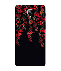3t Design Inktree Designer Printed Soft Silicone Back Case Cover For One Plus 3 One Plus 3t
