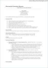 Retail Pharmacist Resume Sample Resume Example