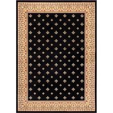 well woven barclay black area rug 6 7 x 9 6
