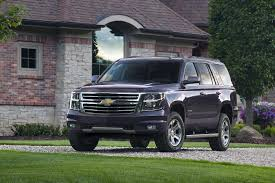 2015 Chevrolet Tahoe, Suburban Z71 to Go On Sale This Fall ...