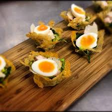 fine dining dinner ideas. fine dining canapes from the poet dinner ideas