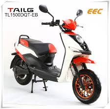 dongguan tailg 1500w cool electric scooter with ped 60v lead acid