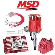 msd ignition kit 6al msd ignition complete kit digital 6al 2 distributor wires coil