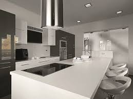 White Cabinets And Black Countertops Awesome 17 Unique White Kitchen