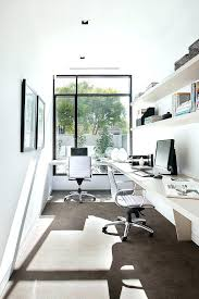 small office spaces design. Small Office Spaces Design Home Space Example Of A Trendy