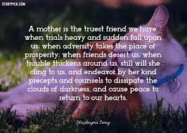 Mother Love Quotes Amazing 48 Quotes That Appreciate The Unconditional Love A Mother Has For