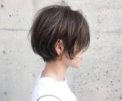 40代髪型おすすめのショートヘアカタログ35選2019 Beauty