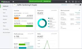 Free Electronic Invoice Quickbooks Online Dashboard First Advantage Electronic