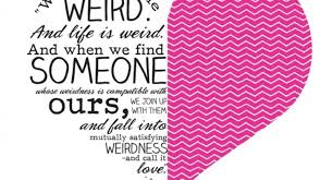 Dr Seuss Weird Love Quote Poster Enchanting Dr Seuss Weird Love Quote Poster Beauteous Dr Seuss Weird Love Quote